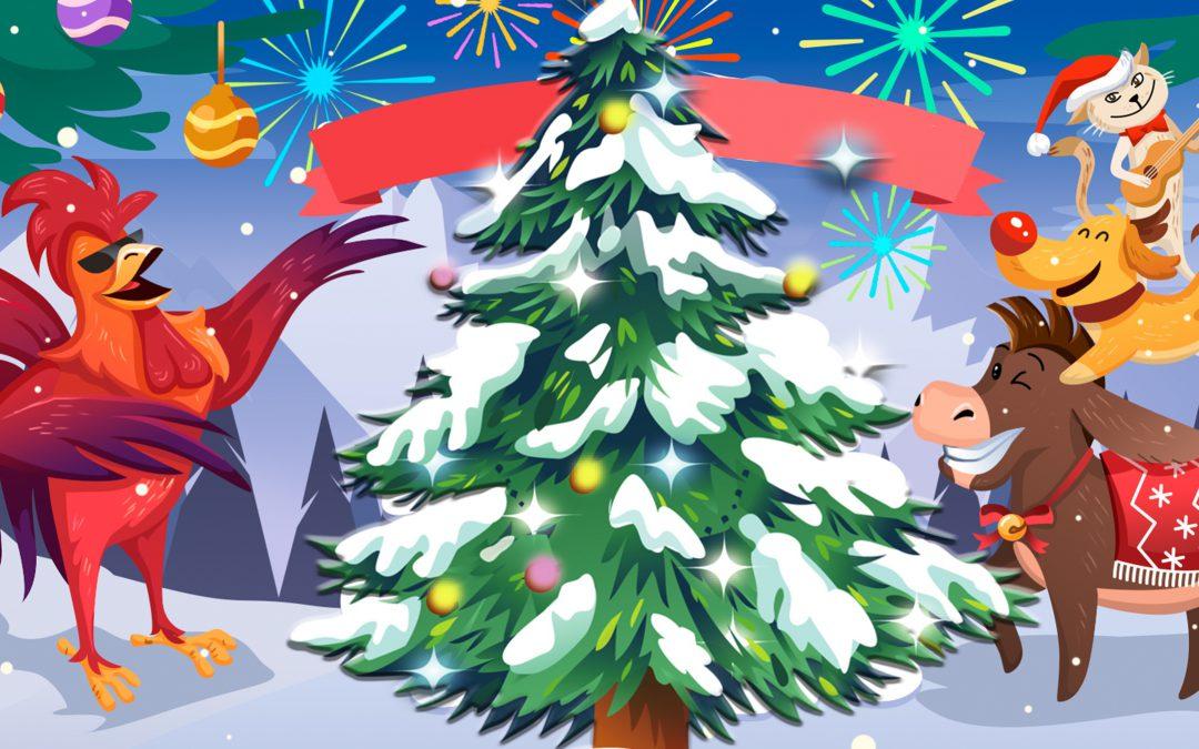 Детский новогодний спектакль-мюзикл «Новогодние приключения Бременских музыкантов»
