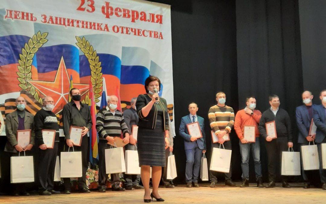 Торжественное мероприятие «России верные сыны»